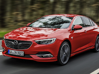 2018 Opel Insignia Grand Sport 2.0T AWD Review
