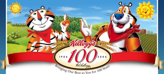 Kellogg's 100th Anniversary