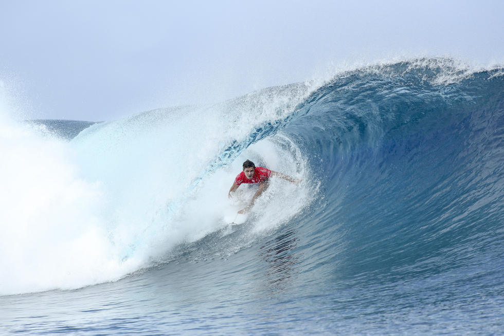 7 Julian Wilson Billabong Pro Tahiti 2016 foto wsl Poullenot Aquashot