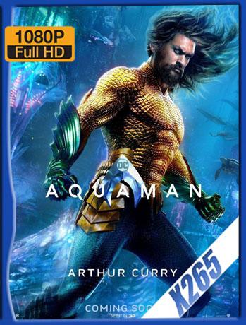Aquaman (2018) [1080p-x265] [Latino Dual] [GoogleDrive] TeslavoHD