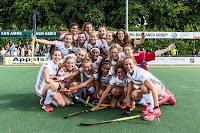 HOCKEY HIERBA - EuroHockey Club Champions Cup femenina 2018/2019: Amsterdam golea a la Real Sociedad para alcanzar su 14º título