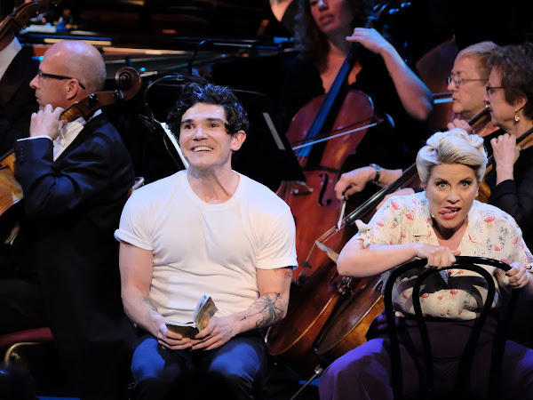 On The Town (Prom 57), Royal Albert Hall   Review