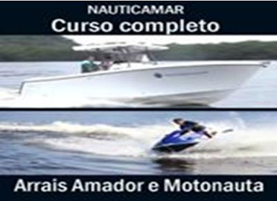 CURSO DE ARRAIS E MOTONAUTA EM REGISTRO