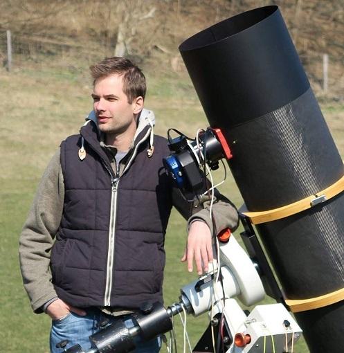 Ivan Eder ha catturato la foto di quello che sembra essere un pianeta