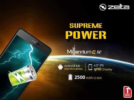 Zelta Millennium Q80