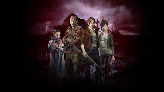 Resident Evil Revelations 2 PS3 Wallpaper