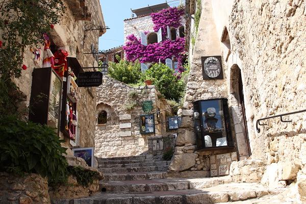 Eze, Desa Terindah dan Paling Romantis di Prancis