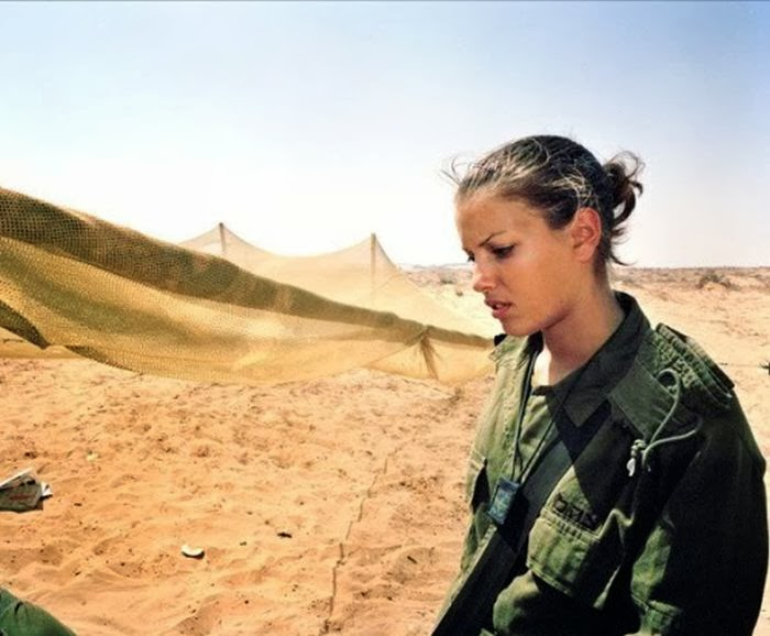 Girls of The Israeli Army - Part 5 ~ Damn Cool Pictures