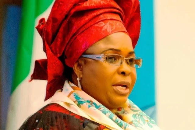 Court declines making restraining order on Patience Jonathan's $15.5m