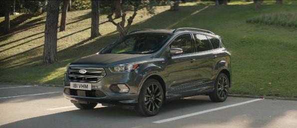 Canzone Nuova Ford pubblicità Kuga - Musica spot Gennaio 2017