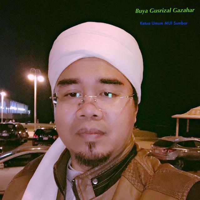 Buya Gusrizal Gazahar, Ketua MUI Sumbar : Bila Fatwa Ulama Dipandang Penyebab Rusaknya Kebhinekaan, Apa Bedanya dengan Sikap Kaum Musyrikin Makkah di masa Jahiliyah?