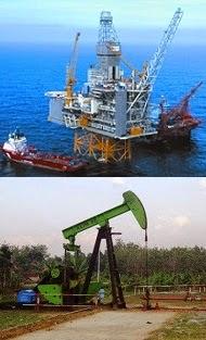 Sumur minyak di Indonesia