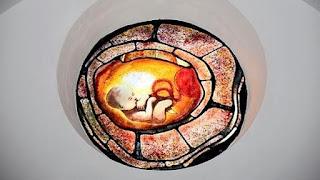 Gestación Virgen María