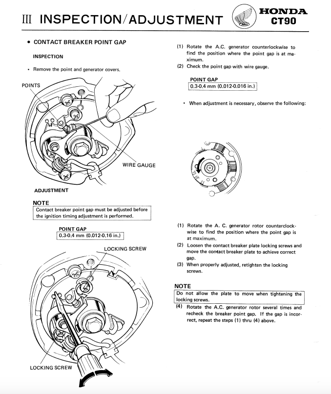 preferred honda shop manual 77 79 ct90 and 80 82 ct110 c100 wiring diagram this manual can be found at the link on my helpful links page that also includes links to other information besides shop manuals, like wire diagrams,