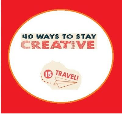 2 tips menjadi kreatif dari perjalanan ke tempat kerja