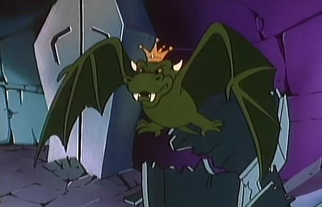 Count Koopula bat vampire Super Mario Bros. Super Show King Koopa