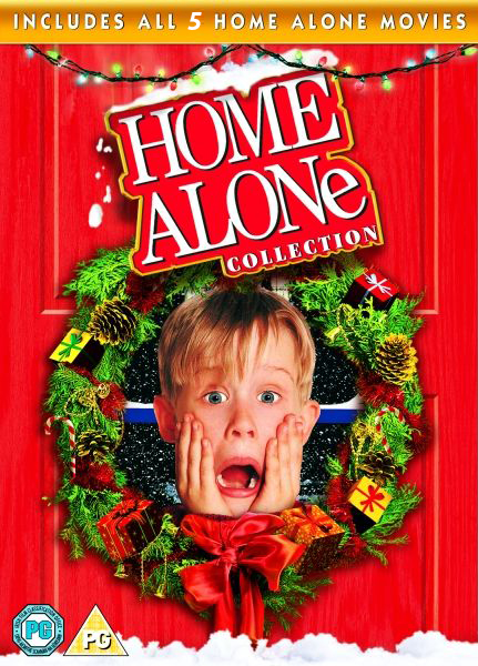 Home Alone Collection (1990-2012) ταινιες online seires oipeirates greek subs