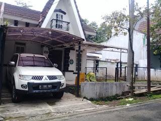 Rp.35 Jt /Thn Disewakan Rumah Siap Huni Lt ; 180 M2 Di Venesia Sentul City  ( code : 418 )
