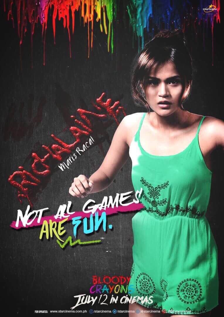 My Movie World You Can Now Play Bloody Crayons