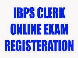 ibps online clerk exam 2014