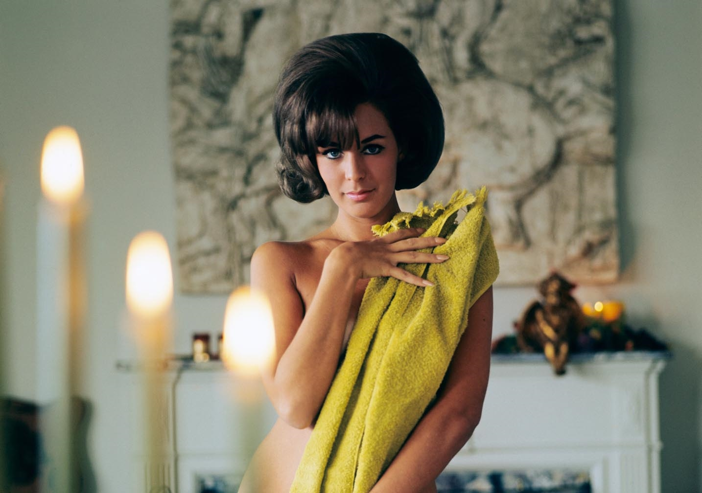 eyval.net: Pat Russo - Playmates / Miss November 1965