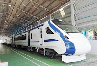 India's 1st Engine less train