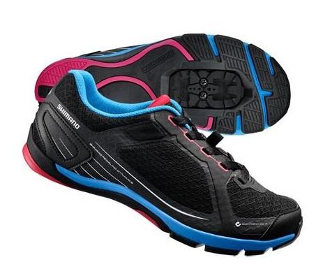 Sepatu Sepeda RPM Cleat Shimano CW41 Black. Harga Rp: 500