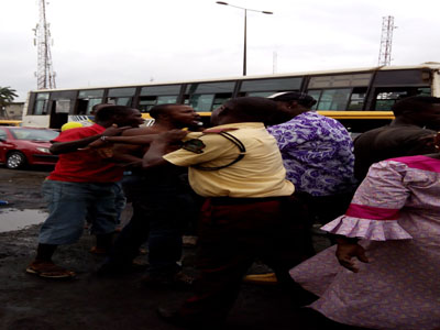 lastma fight gbagada lagos