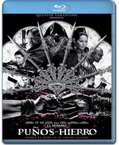 The Man With The Iron Fists 1080p HD Latino
