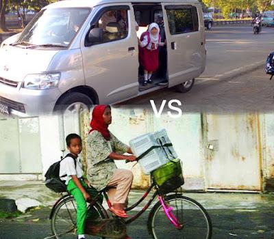 Renungan: Perbedaan Anak Keluarga Kaya dan Anak Keluarga Miskin