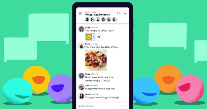 Yahoo Meluncurkan Aplikasi Chat Gaming Pertama