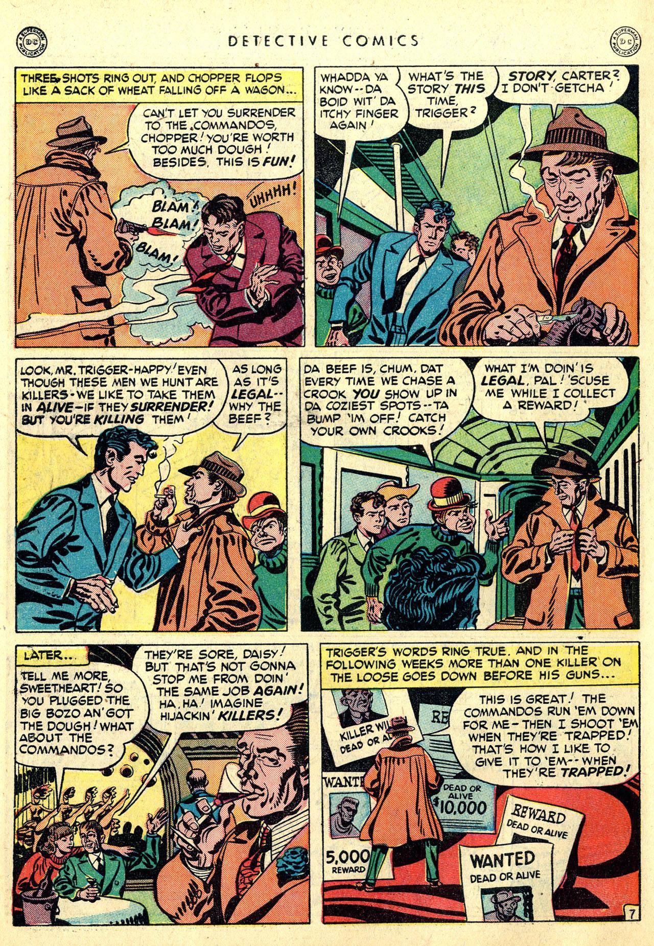 Read online Detective Comics (1937) comic -  Issue #133 - 44