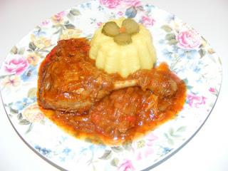 retete de mancare, mancaruri cu carne, mancare cu sos, tocanita de rata, retete culinare romanesti, retete tocana la ceaun din carne de rata,