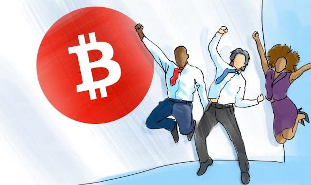 O Bitcoin atingiu 3.525,04 dólares nesta manhã, antes de perder força e voltar para a casa de 3.428 dólares, ficando praticamente estável.
