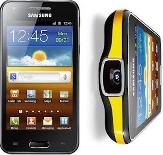 Flash Samsung Galaxy Beam