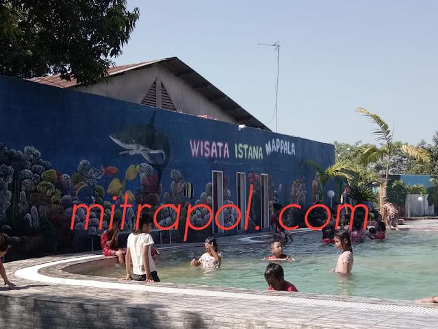Gooo !!! Kunjungi Permandian Wisata Istana Mappala Bersama Keluarga