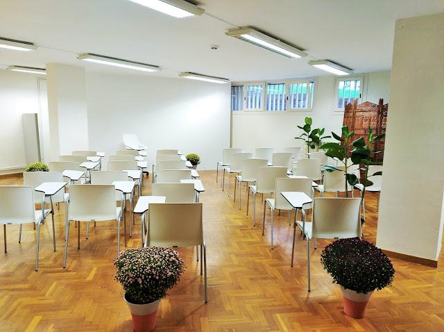 Alquiler de Sala de Conferencias en Barcelona, Pedralbes, Sarriá