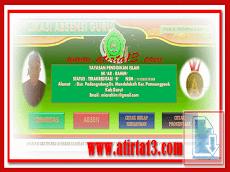 Aplikasi Absensi Guru Madrasah Ibtidaiyah (MI) Format Excel