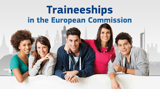 European Commission Traineeship Program 2018