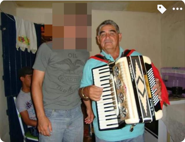 FALECE O SANFONEIRO DAVI ANDRADE (DAVI DE REDONDA)