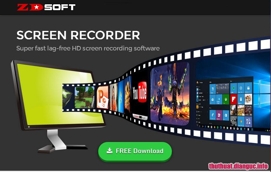 Download ZD Soft Screen Recorder 11.1.18 Full Crack, phần mềm quay màn hình pc laptop, phần mềm quay game, ZD Soft Screen Recorder, ZD Soft Screen Recorder free download, ZD Soft Screen Recorder full key,