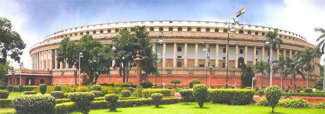 Recruitment in Indian Parliament