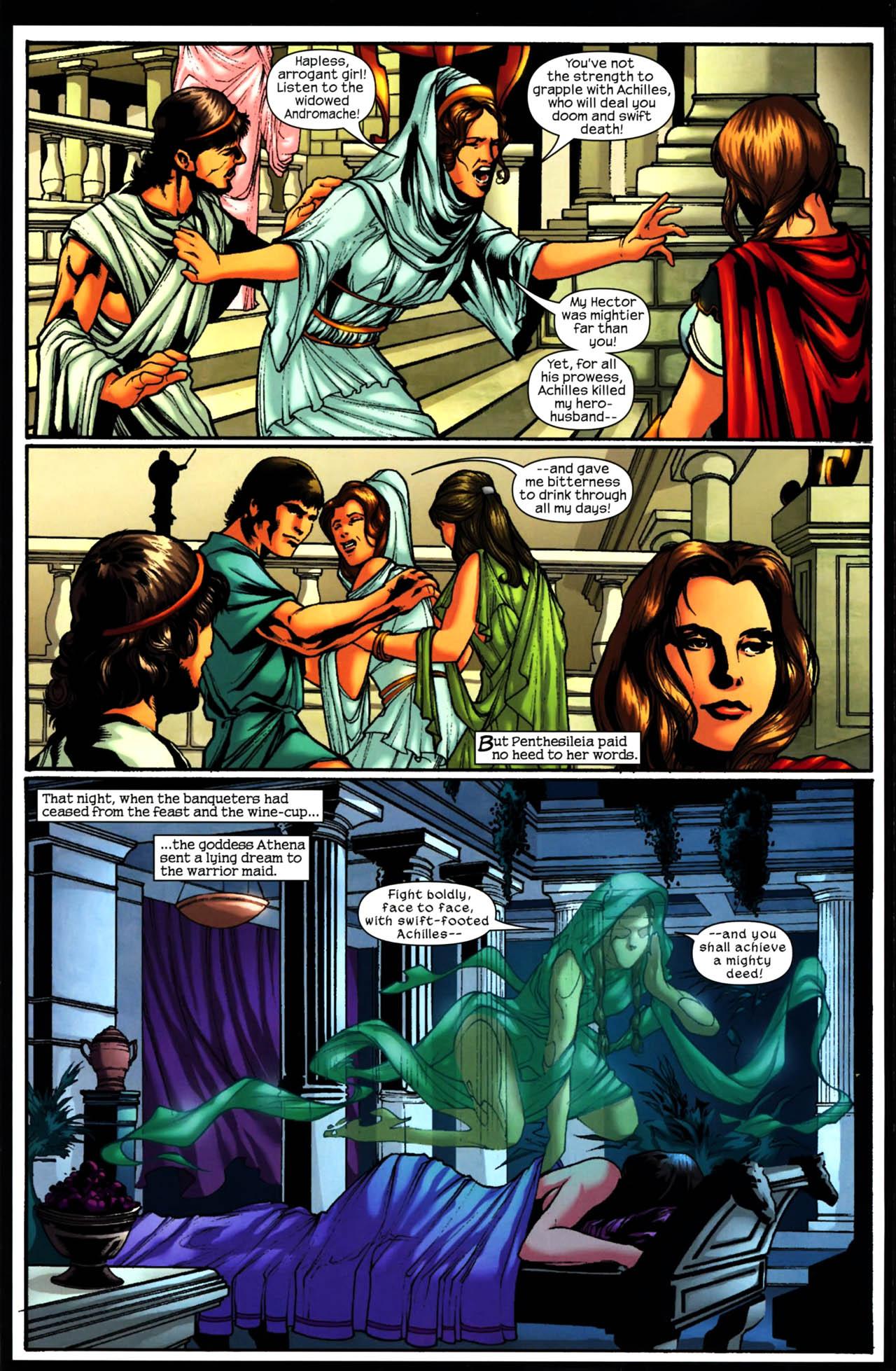 Read online Trojan War comic -  Issue #3 - 6