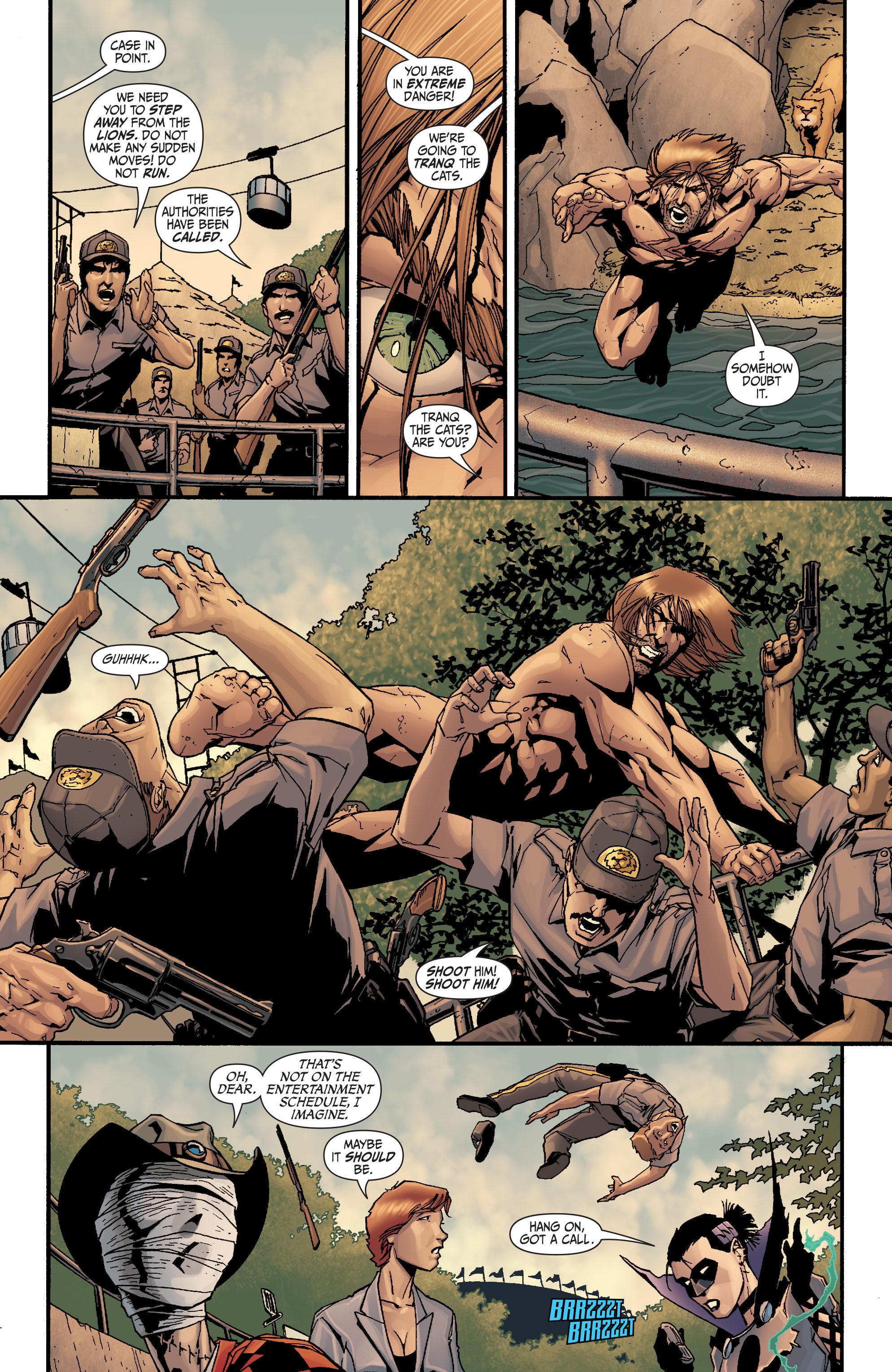 Read online Secret Six (2008) comic -  Issue #25 - 13