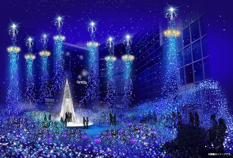 Ɲ�京 Ʃ�濱 2014聖誕燈飾情報 Ȋ�小錢去旅行