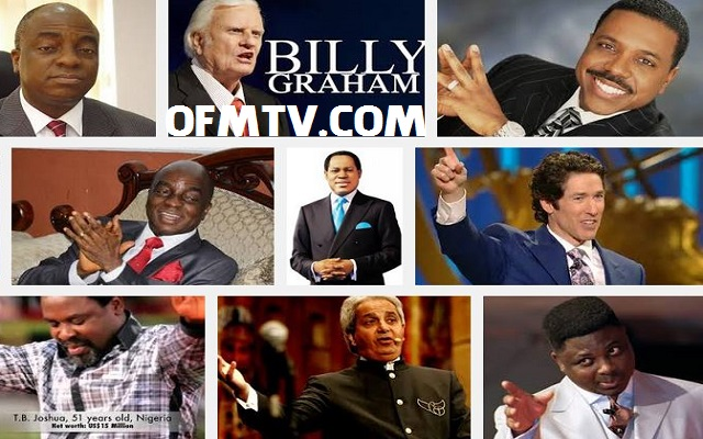 Richest Pastors in the World & Their Net Worth – 2018 List