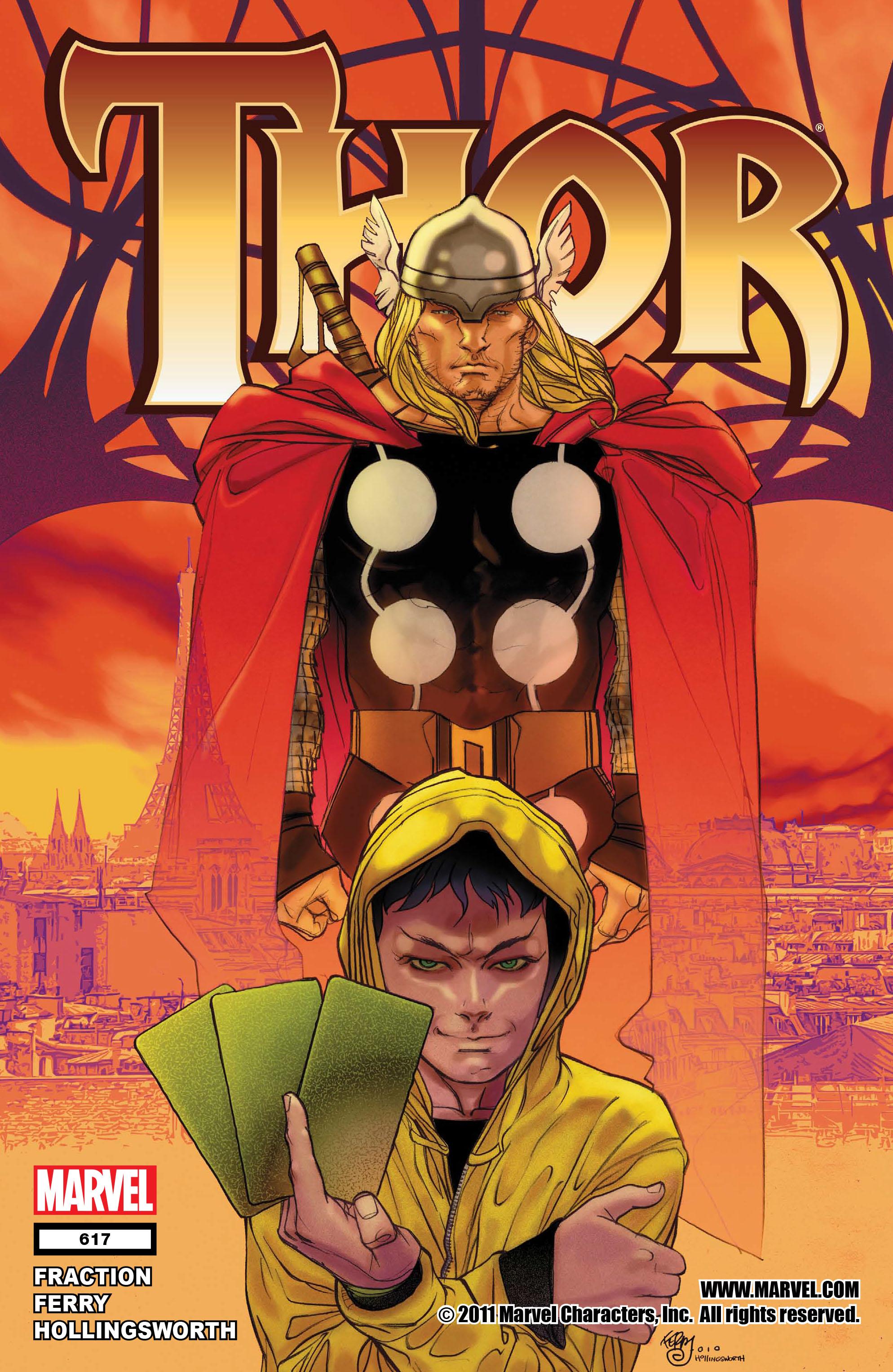 Thor (2007) Issue #617 #30 - English 1