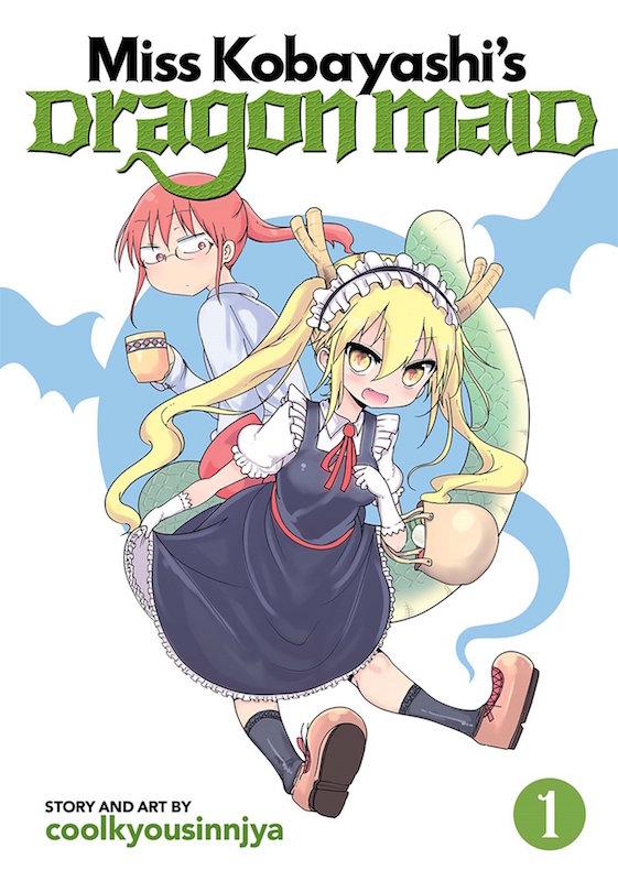 Miss Kobayashi's Dragon Maid Vol. 1, By Coolkyousinnjya.