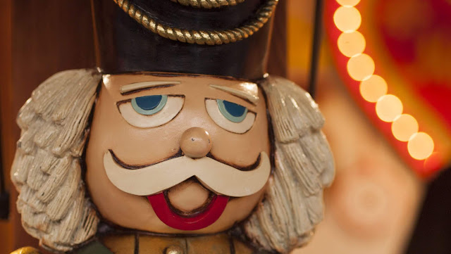 Christmas nutcracker at the Christmas market in Berlin, Germany