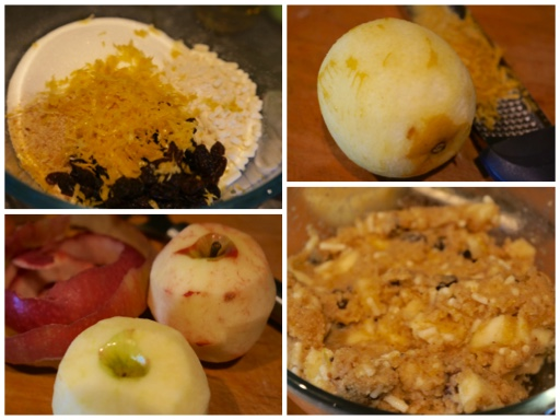 Fanny Cradock Adam & Eve Pudding